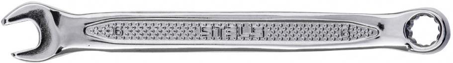 цена на Ключ Stels, 15243, комбинированный, 6 мм