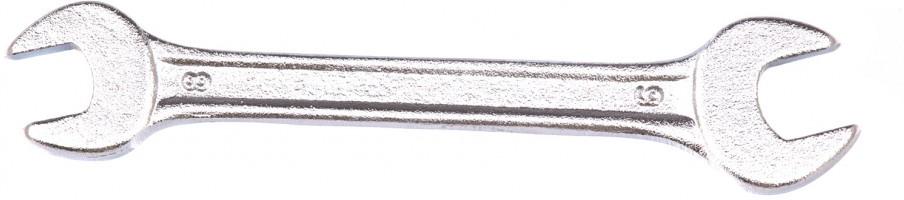 Ключ Sparta, 144355, рожковый, 8 х 9 мм ключ рожковый sparta 6 х 7 мм