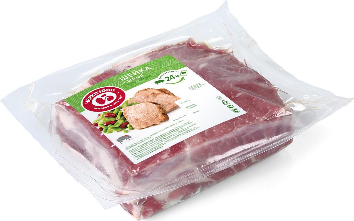 Свинина свежая Черкизово Шейка, охлажденная, 1 кг