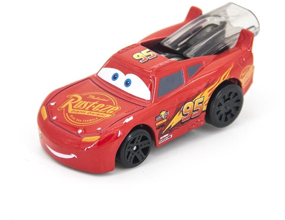 цена на Машинка-игрушка Create Toys Whistle Racer Маквин красный