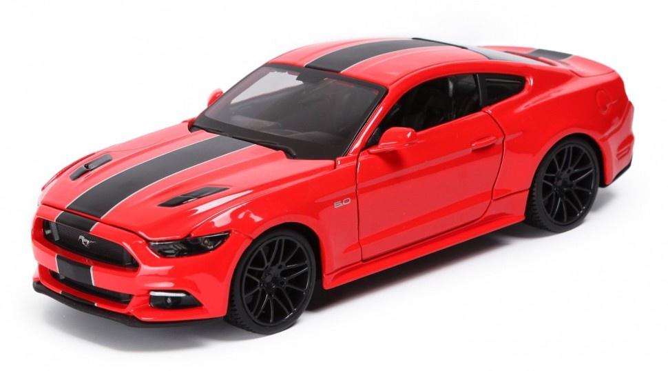 купить Машинка MAISTO Mustang GT красный по цене 1613 рублей