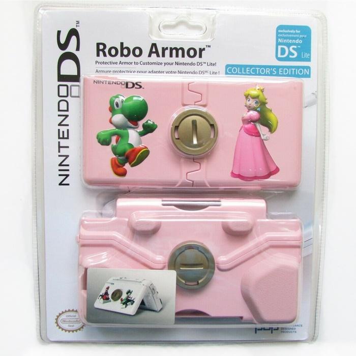 Чехол для игровой приставки Pelican Robo Armor, розовый все цены