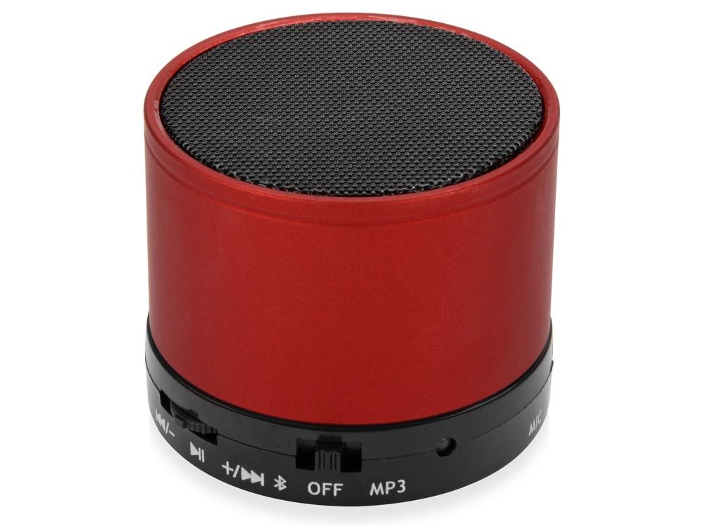 Беспроводная колонка Ring с функцией Bluetooth, красный беспроводная колонка oasis bermuda белый