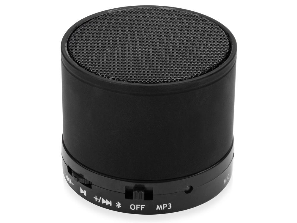 Беспроводная колонка Ring с функцией Bluetooth, цвет черный беспроводная колонка oasis bermuda белый