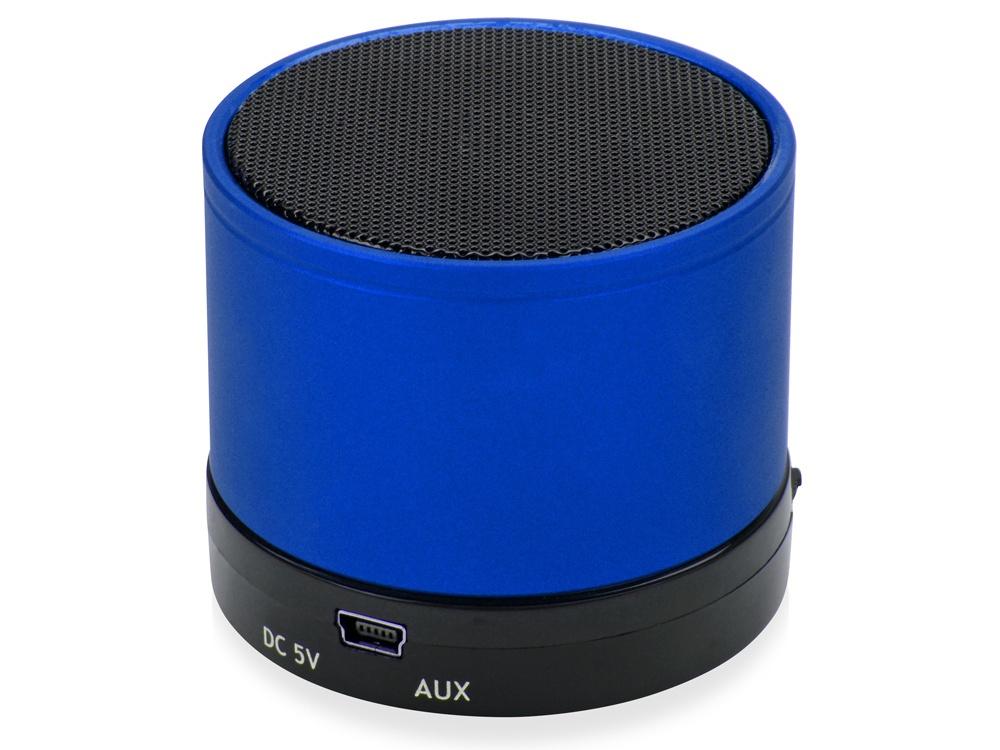 Беспроводная колонка Ring с функцией Bluetooth, цвет синий беспроводная колонка oasis bermuda белый