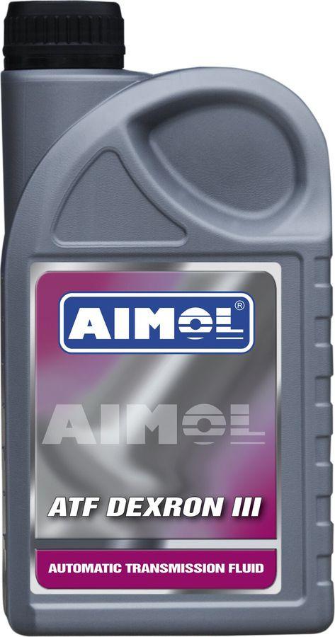 Трансмиссионное масло Aimol ATF D-III, синтетическое, 1 л