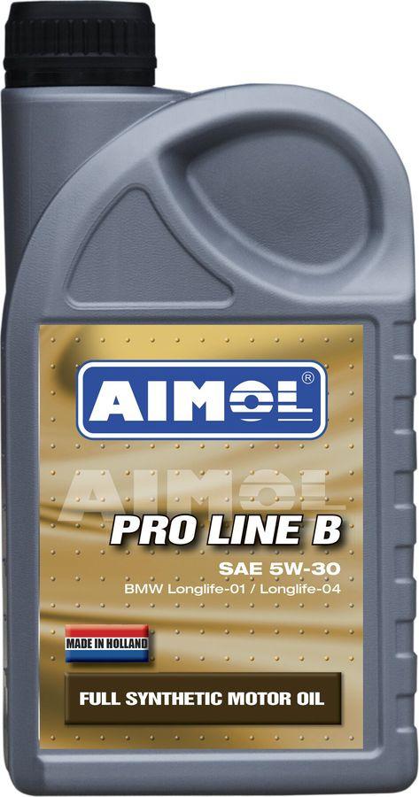 Моторное масло Aimol Pro Line B, синтетическое, 5W-30, 1 л
