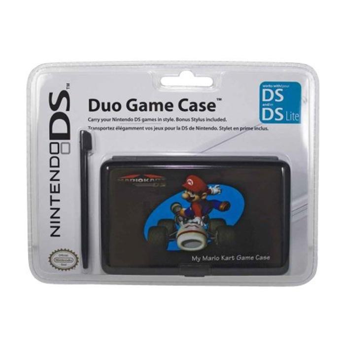 Комплект игровых аксессуаров Pelican DUO Case & Stylus, черный
