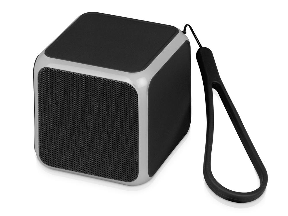 Беспроводная колонка Oasis Cube, черный