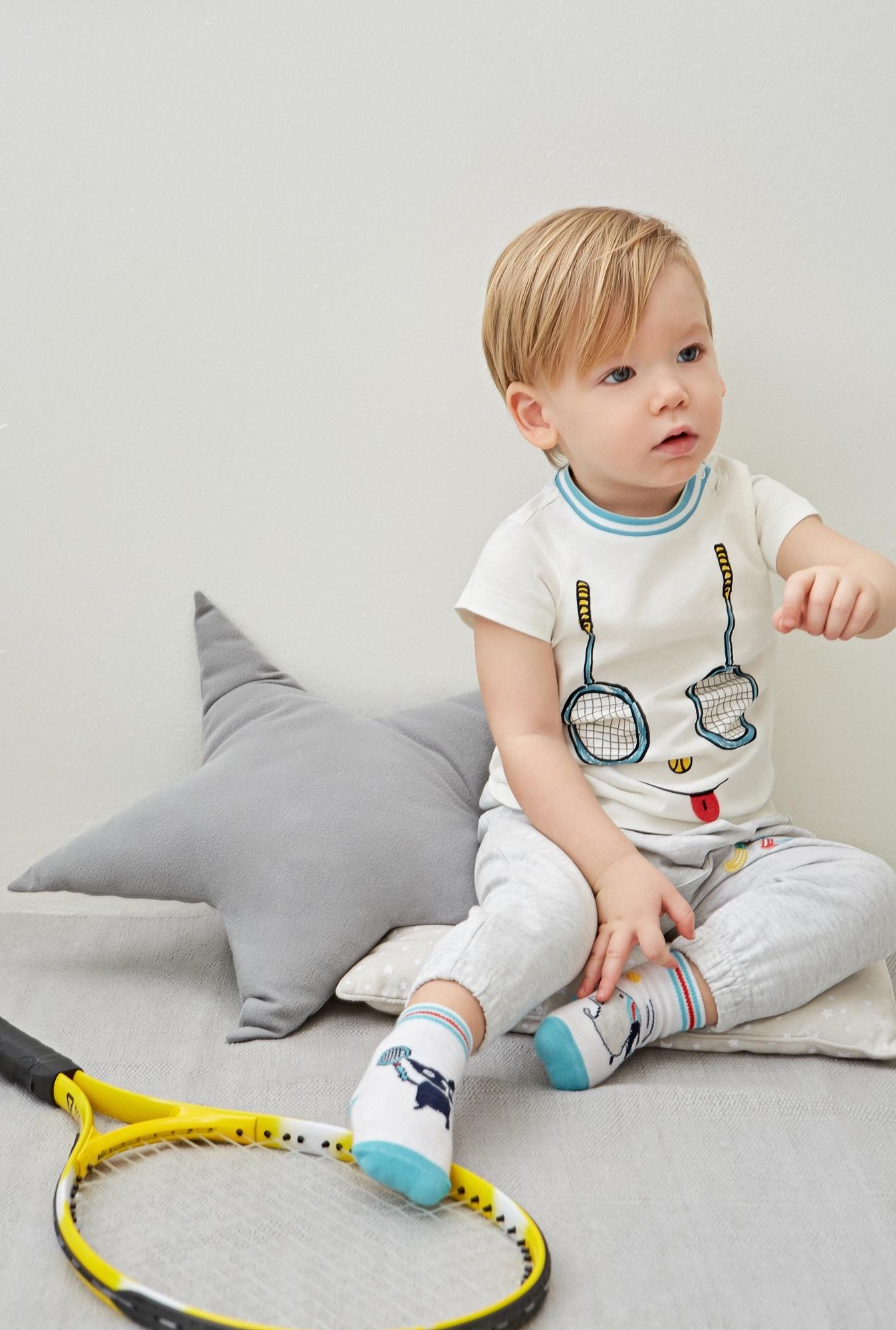 Фото - Рубашка Acoola acoola kids пиджак для мальчиков в клетку