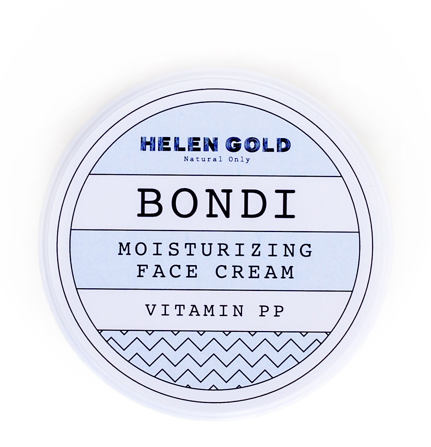 Крем для ухода за кожей Helen Gold Face Cream Vitamin PP vitamin d3