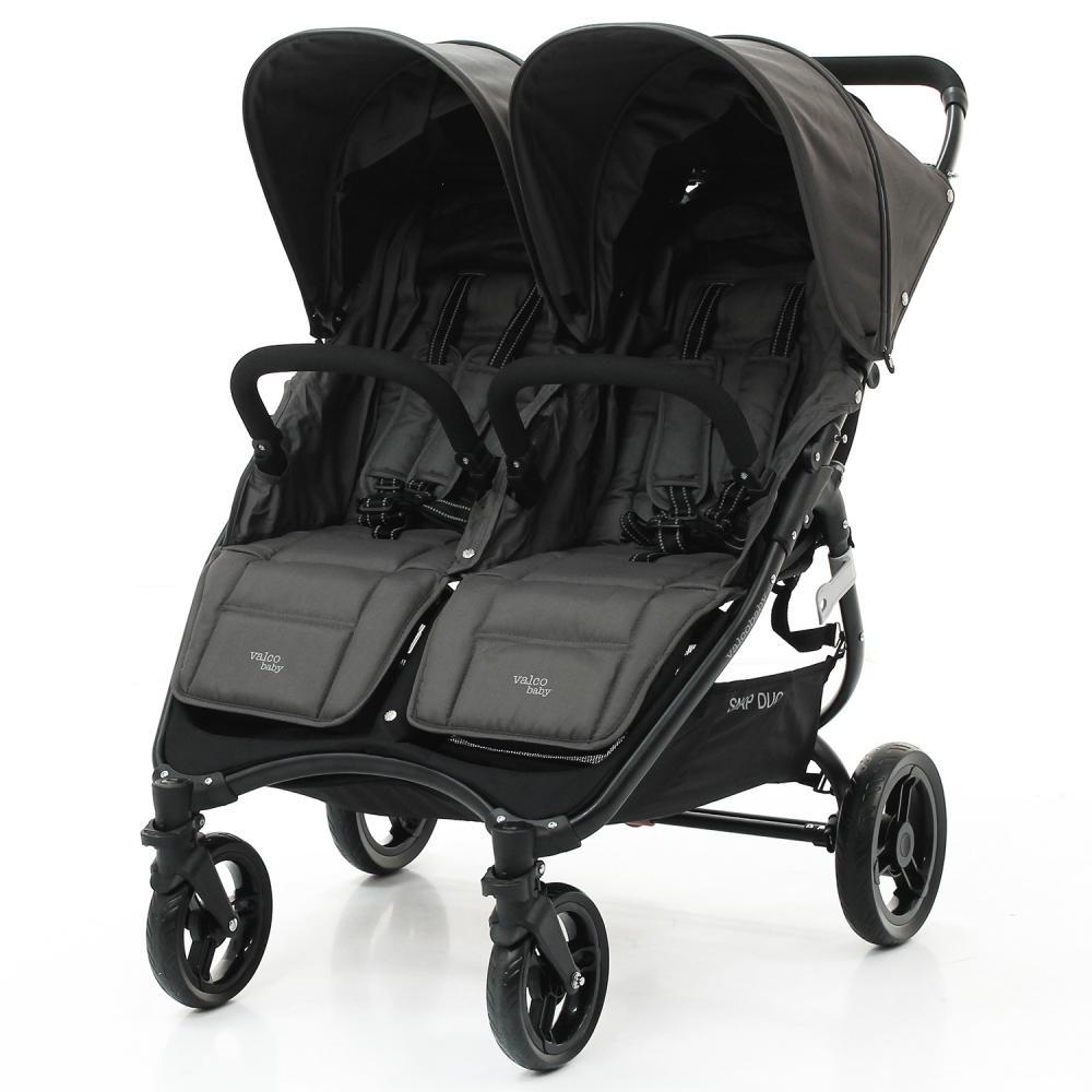 Valco Baby Коляска для двойни SNAP DUO Twin/ Dove Grey цена в Москве и Питере