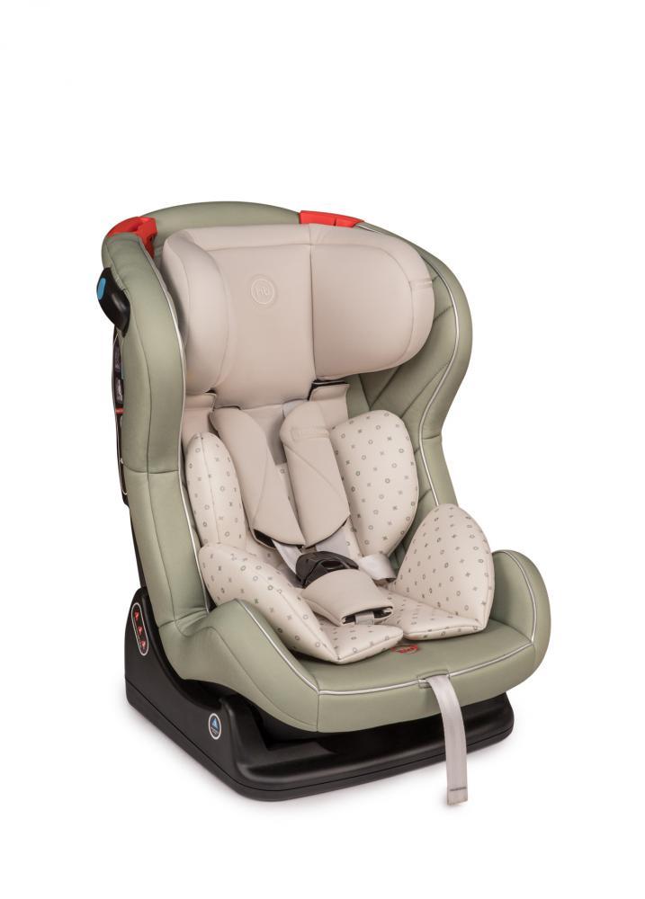 Happy Baby Автокресло PASSENGER V2 green гр.0+/1/2