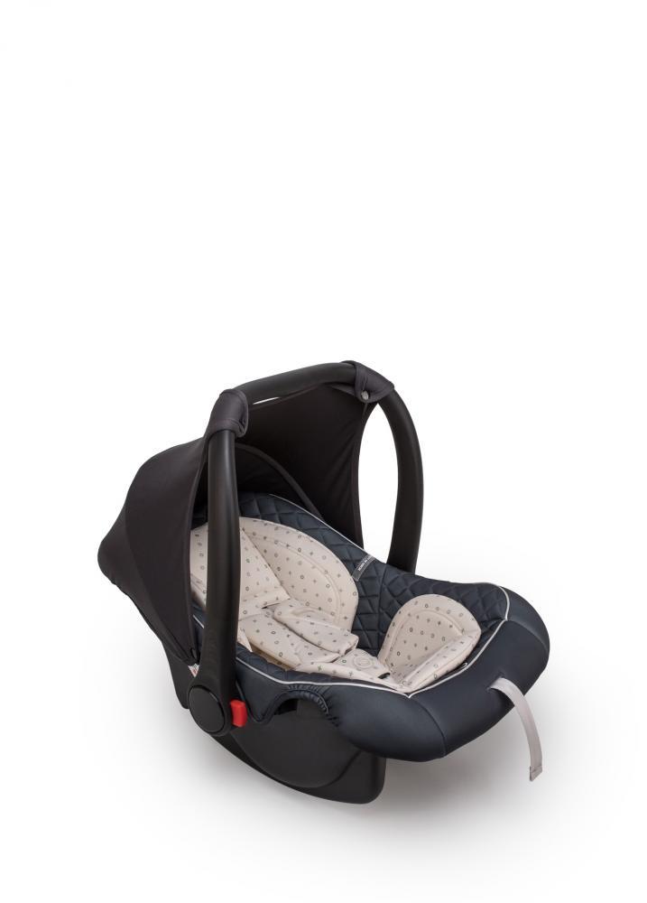 Happy Baby Автокресло SKYLER V2 graphite гр. 0+