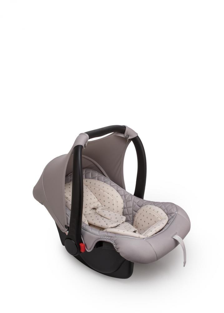 Happy Baby Автокресло SKYLER V2 stone гр. 0+