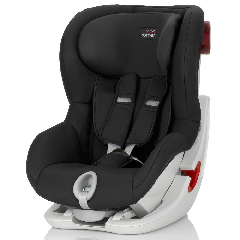 Britax Roemer автокресло KING II Cosmos Black (группа 1, от 9 до 18 кг)