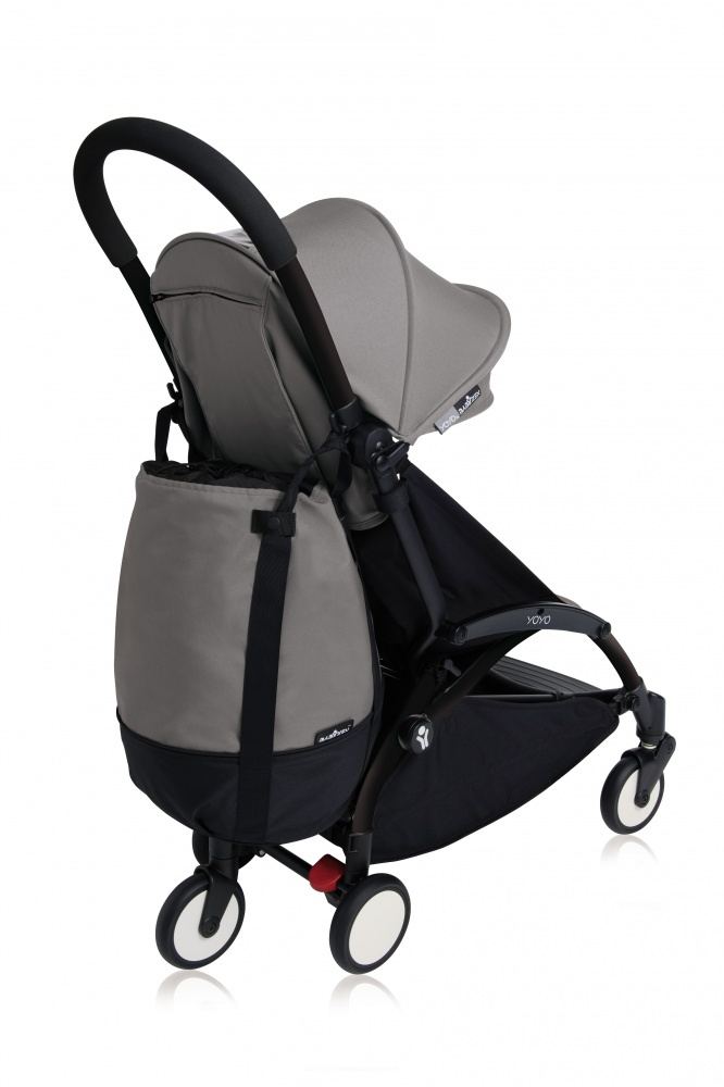 Babyzen Сумка для коляски YOYO+ с колесом платформой Grey