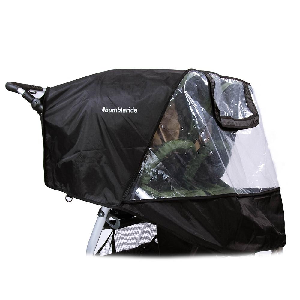 Bumbleride Дождевик для Indie Twin Rain Cover адаптер bumbleride для коляски indie twin car seat adapter single нижний