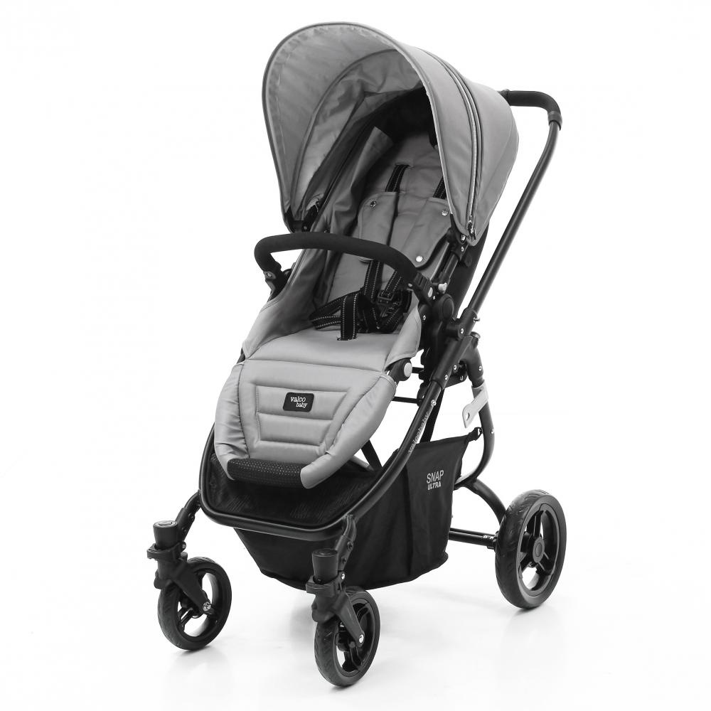 Valco Baby Коляска прогулочная SNAP 4 ULTRA / Cool Grey