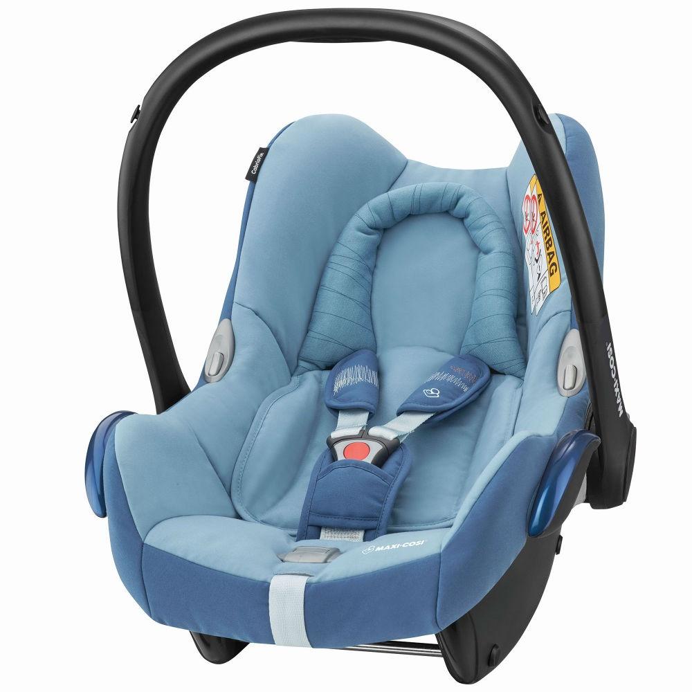 Maxi-Cosi автокресло CabrioFix Frequency Blue (0-13 кг) цены