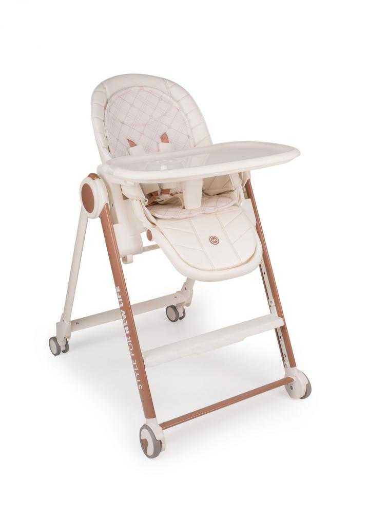 Happy Baby стул для кормления BERNY V2 milk