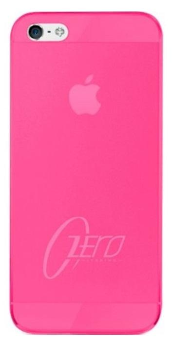Чехол для сотового телефона Itskins ZERO.3 для iPhone 5S/5, розовый аксессуар чехол накладка itskins для iphone 5c zero 3 пленка black 572610596