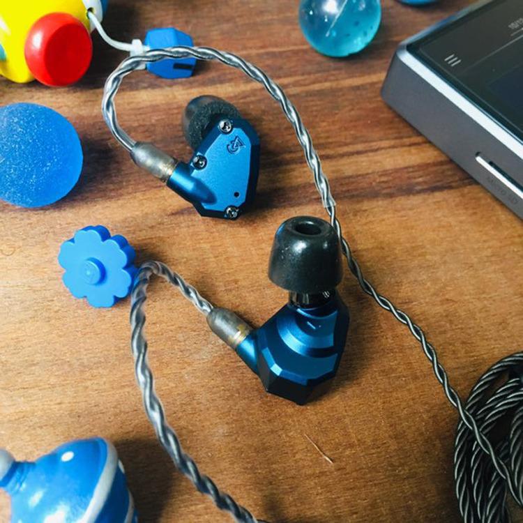 Наушники Campfire Audio Polaris New, голубой