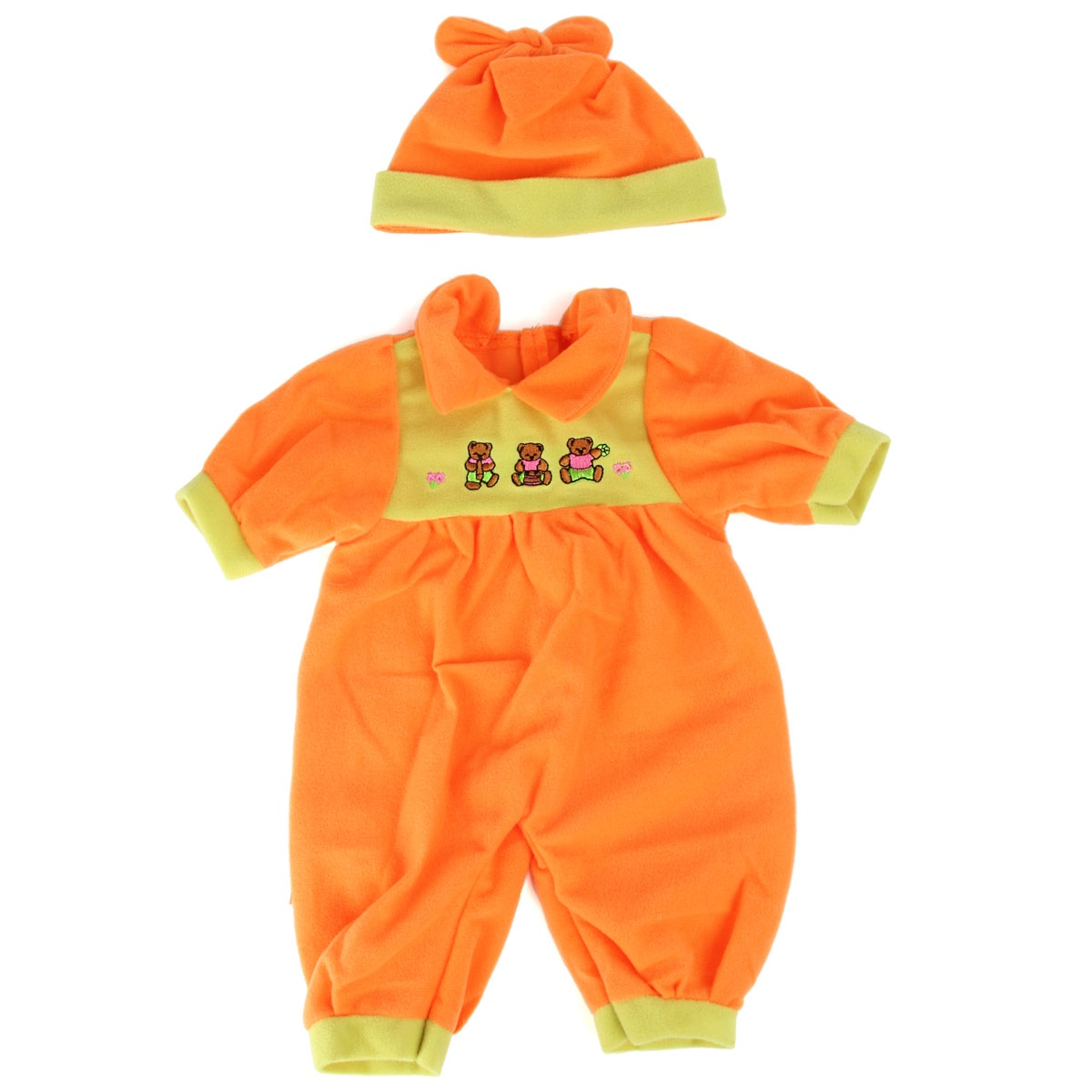 куклы и одежда для кукол asi одежда для кукол 60 см 0000092 Одежда для кукол Veld Co 75899