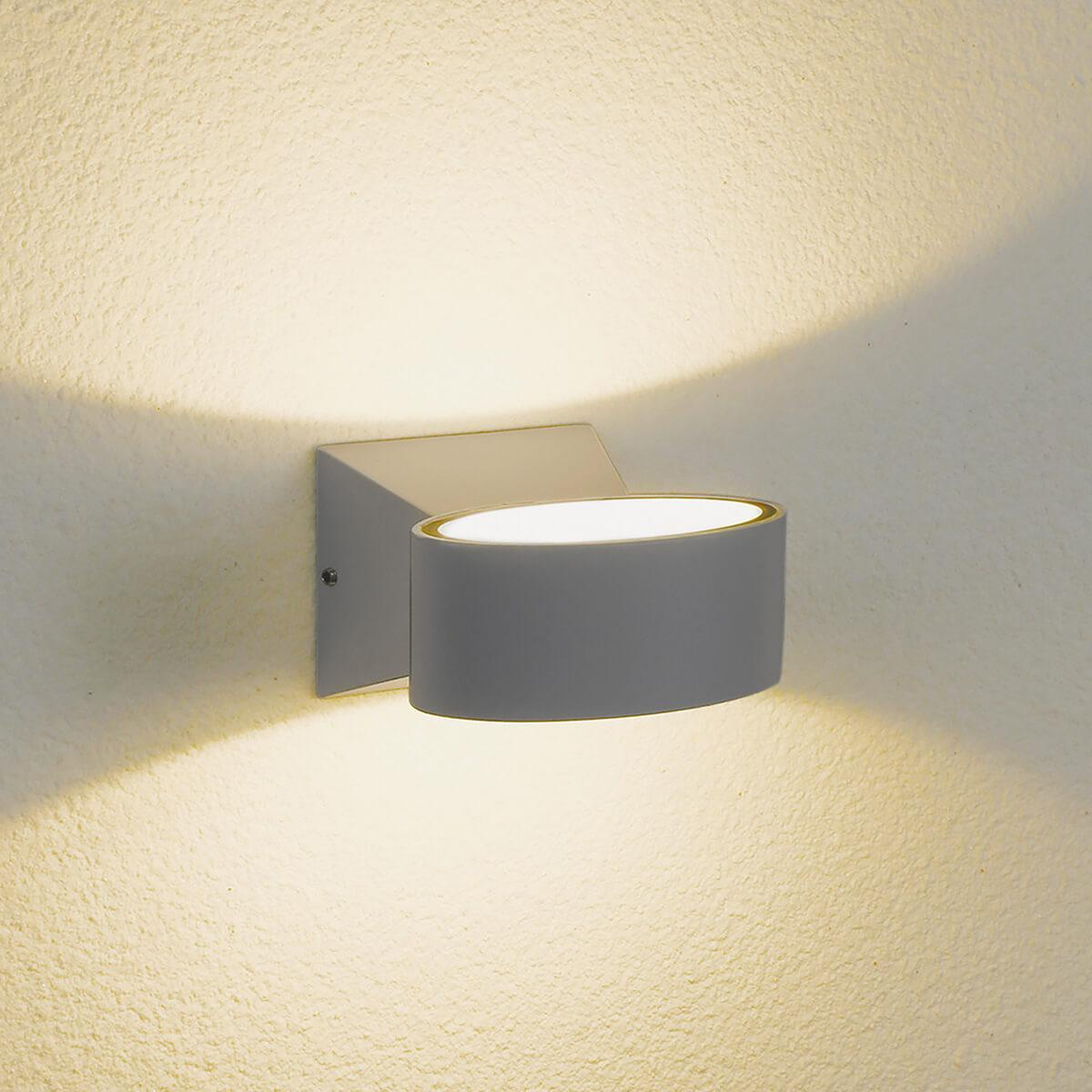 Уличный светильник Elektrostandard 4690389106316, LED уличный настенный светодиодный светильник elektrostandard 1605 techno led sokar графит 4690389086038