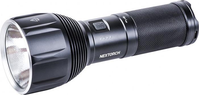 Ручной фонарь Nextorch Police Saint Torch 11, черный