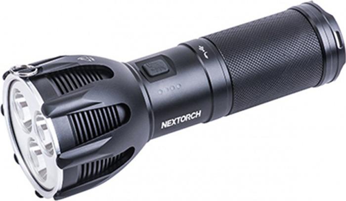 Ручной фонарь Nextorch Police Saint Torch 30, черный