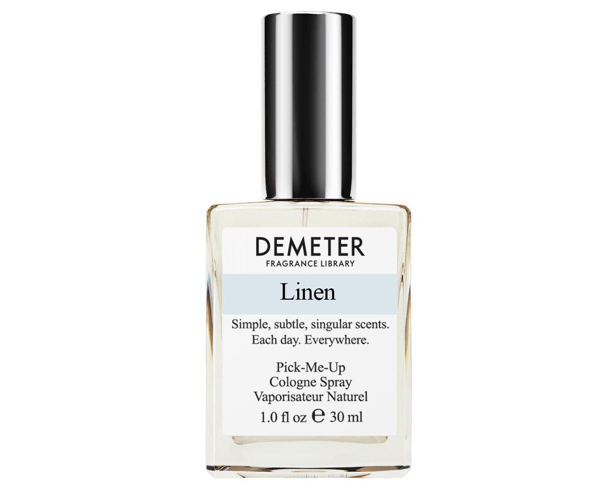 Demeter Fragrance Library Лён 30 мл demeter аромат для дома книжный переплет paperback 120 мл