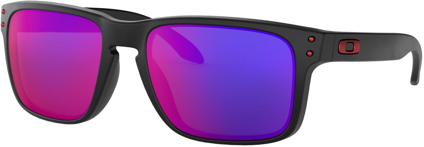 лучшая цена Велосипедные очки Oakley Holbrook, 0OO9102-910236, синий, фуксия