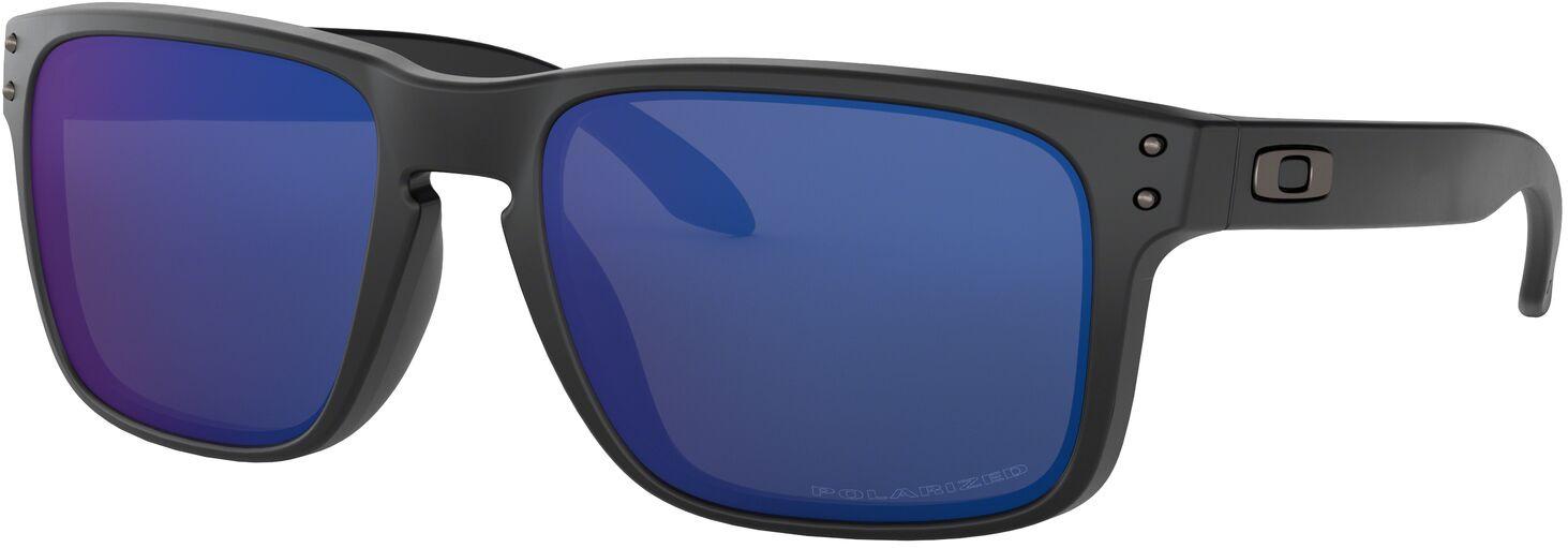 лучшая цена Велосипедные очки Oakley Holbrook, 0OO9102-910252, синий