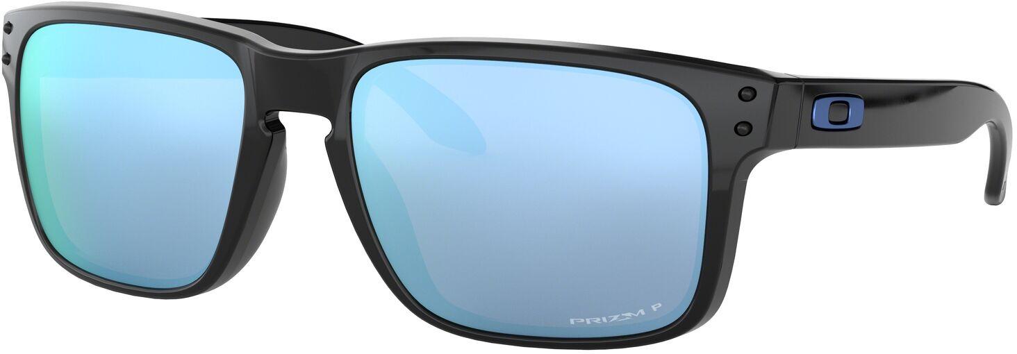 лучшая цена Велосипедные очки Oakley Holbrook, 0OO9102-9102C1, голубой
