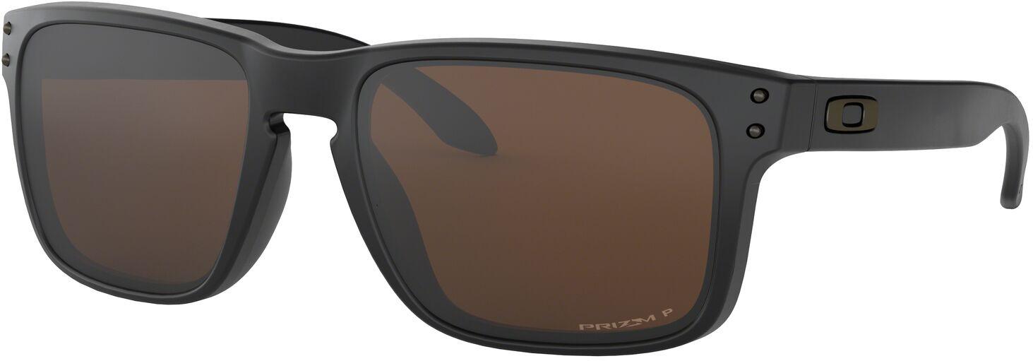 лучшая цена Велосипедные очки Oakley Holbrook, 0OO9102-9102D7, коричневый