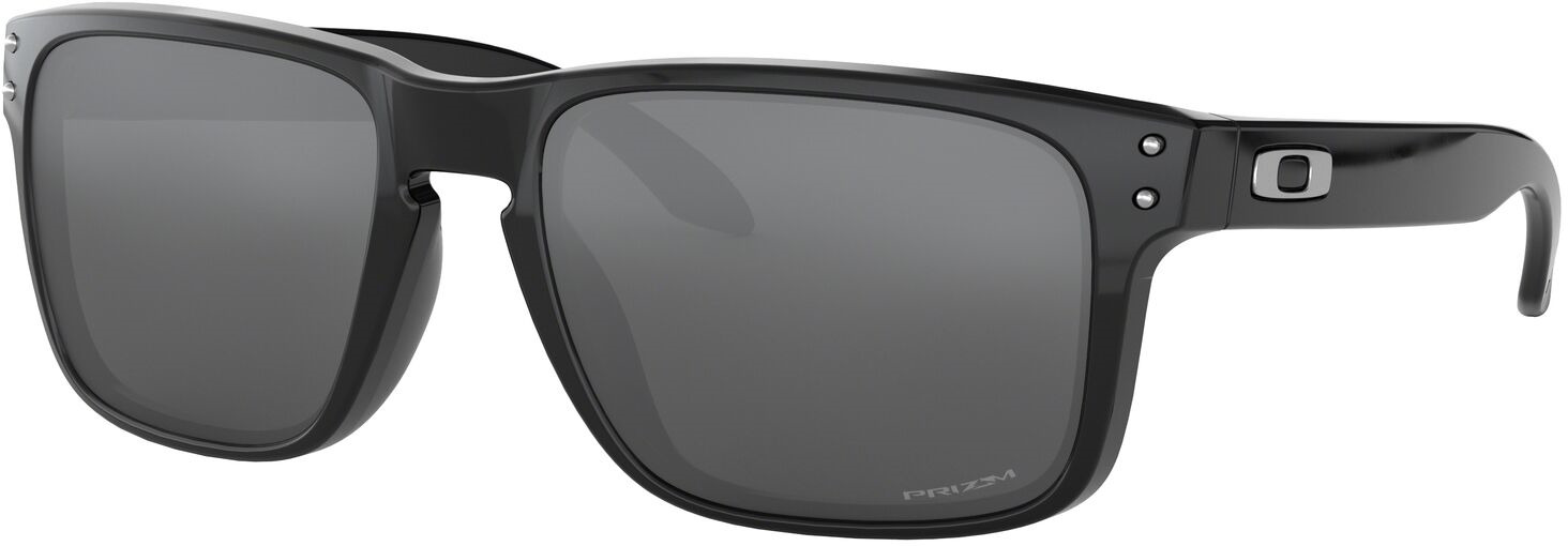 лучшая цена Велосипедные очки Oakley Holbrook, 0OO9102-9102E1, черный