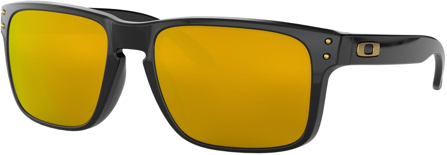 лучшая цена Велосипедные очки Oakley Holbrook, 0OO9102-9102E3, желтый