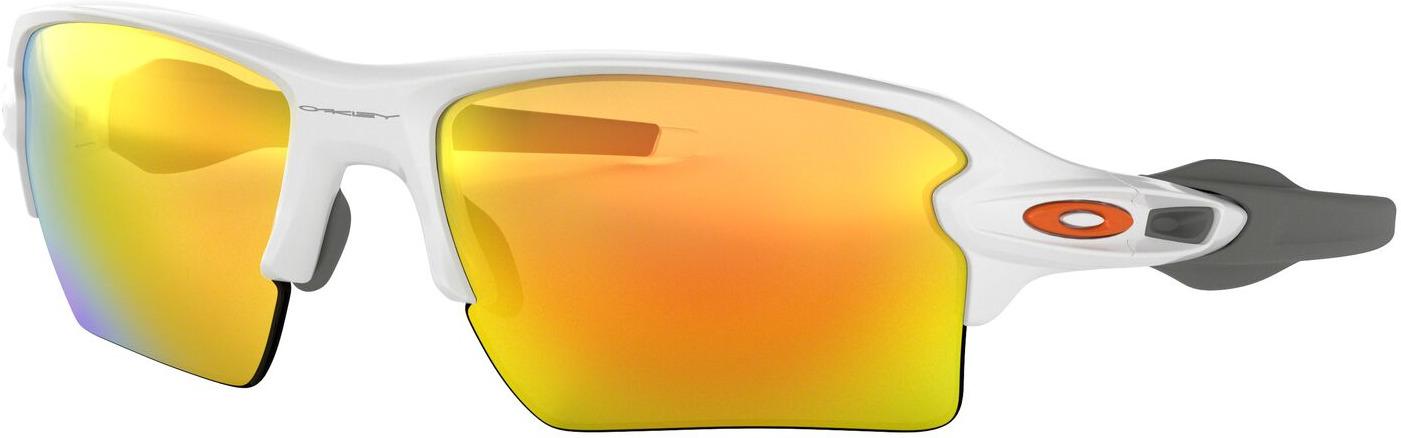 цена на Велосипедные очки Oakley Flak 2.0 Xl, 0OO9188-918819, желтый, оранжевый