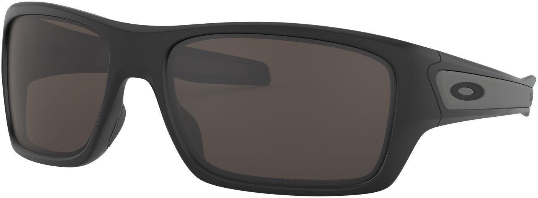 Велосипедные очки Oakley Turbine, 0OO9263-926301, серый