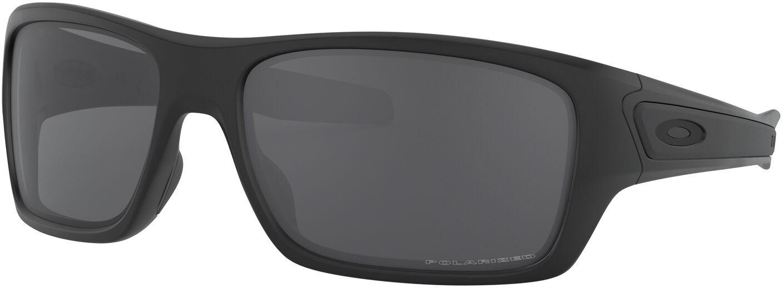 Велосипедные очки Oakley Turbine, 0OO9263-926307, серый