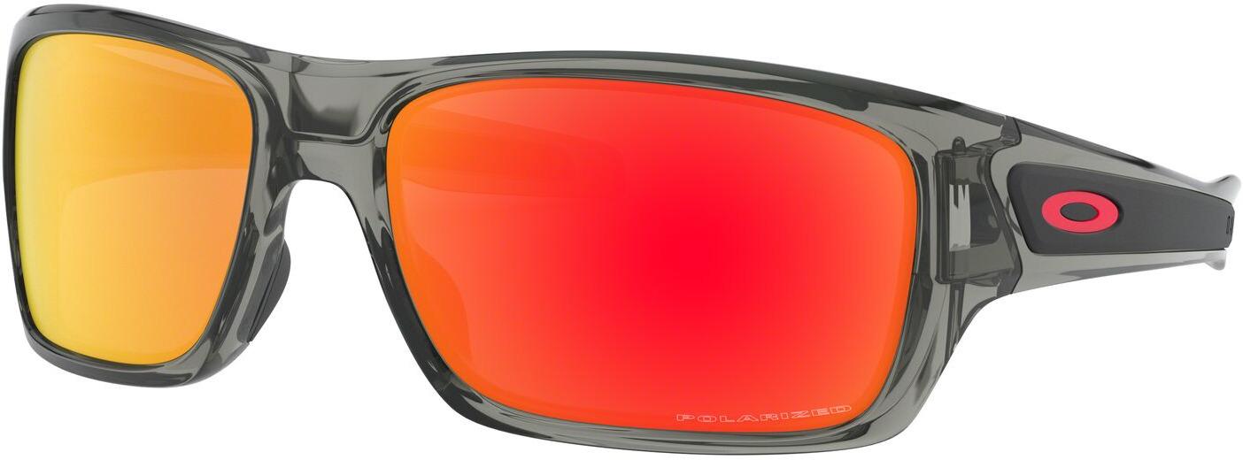 Велосипедные очки Oakley Turbine, 0OO9263-926310, оранжевый, красный, желтый