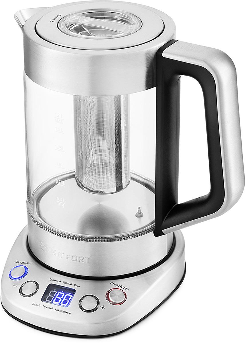 Электрический чайник Kitfort КТ-651