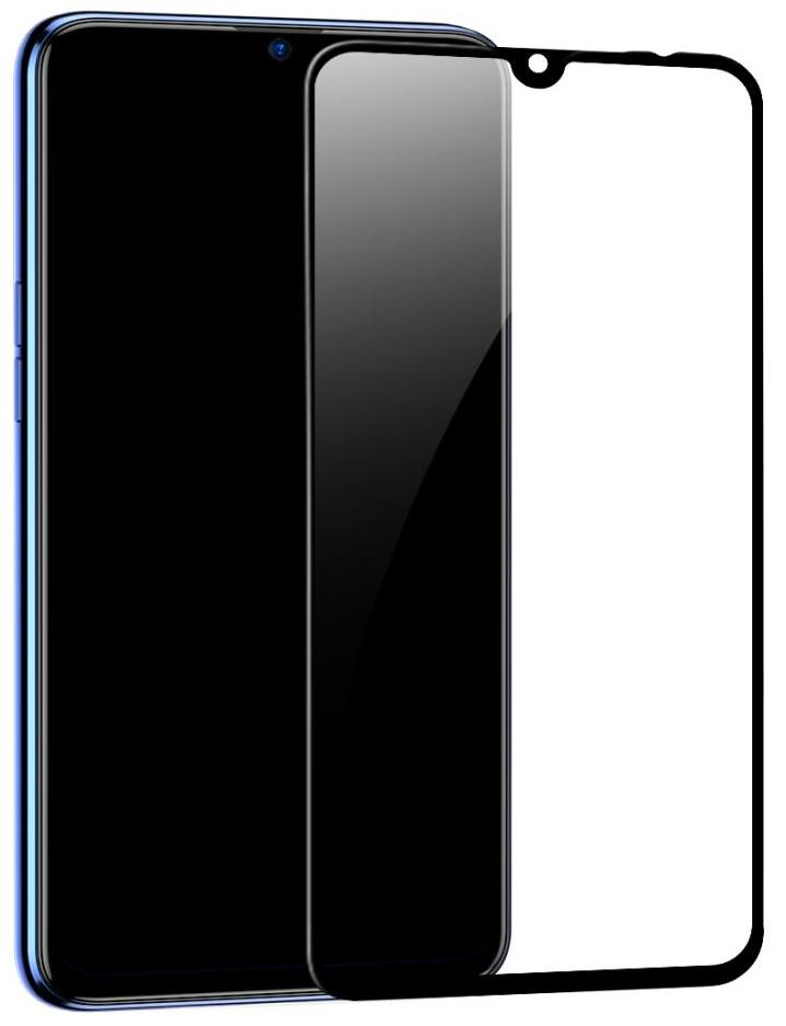 Защитное стекло Baseus 0.3mm Curved-screen Tempered Glass Screen Protector для Xiaomi Mi 9, черный