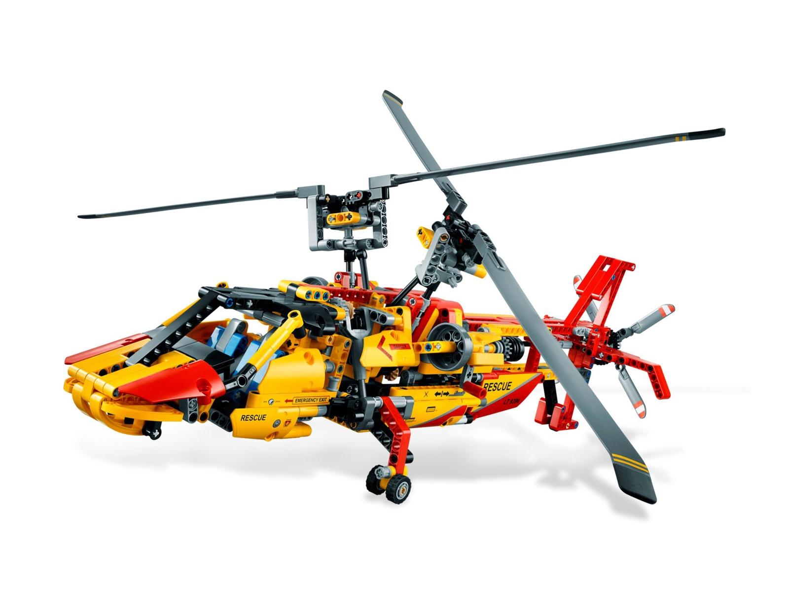 Фото - Пластиковый конструктор LEGO 9396 lego technic 42076 конструктор лего техник корабль на воздушной подушке