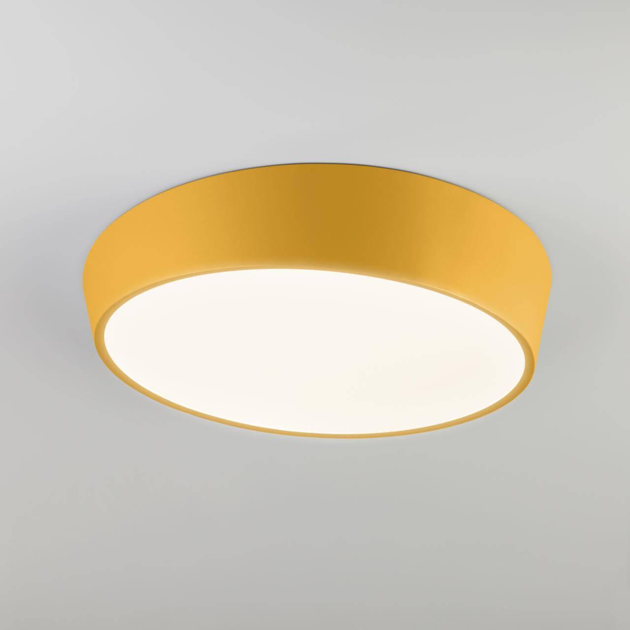 Потолочный светильник Eurosvet 90113/1 желтый, желтый