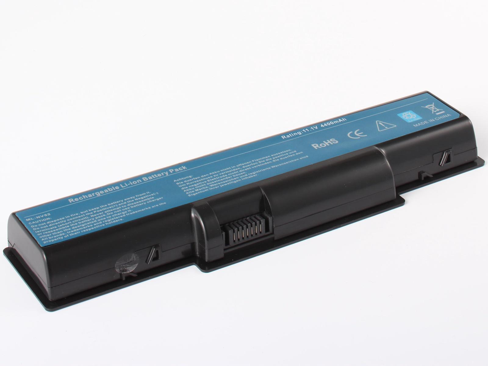 Аккумулятор для ноутбука AnyBatt для Acer eMachines E525, eMachines E725, Aspire 5732Z, eMachine G525, eMachines G525, Aspire 5541G, Aspire 5541, eMachines E527, Aspire 5732ZG, eMachine G725, eMachines G725, Aspire 5532 монитор emachines e220hqv
