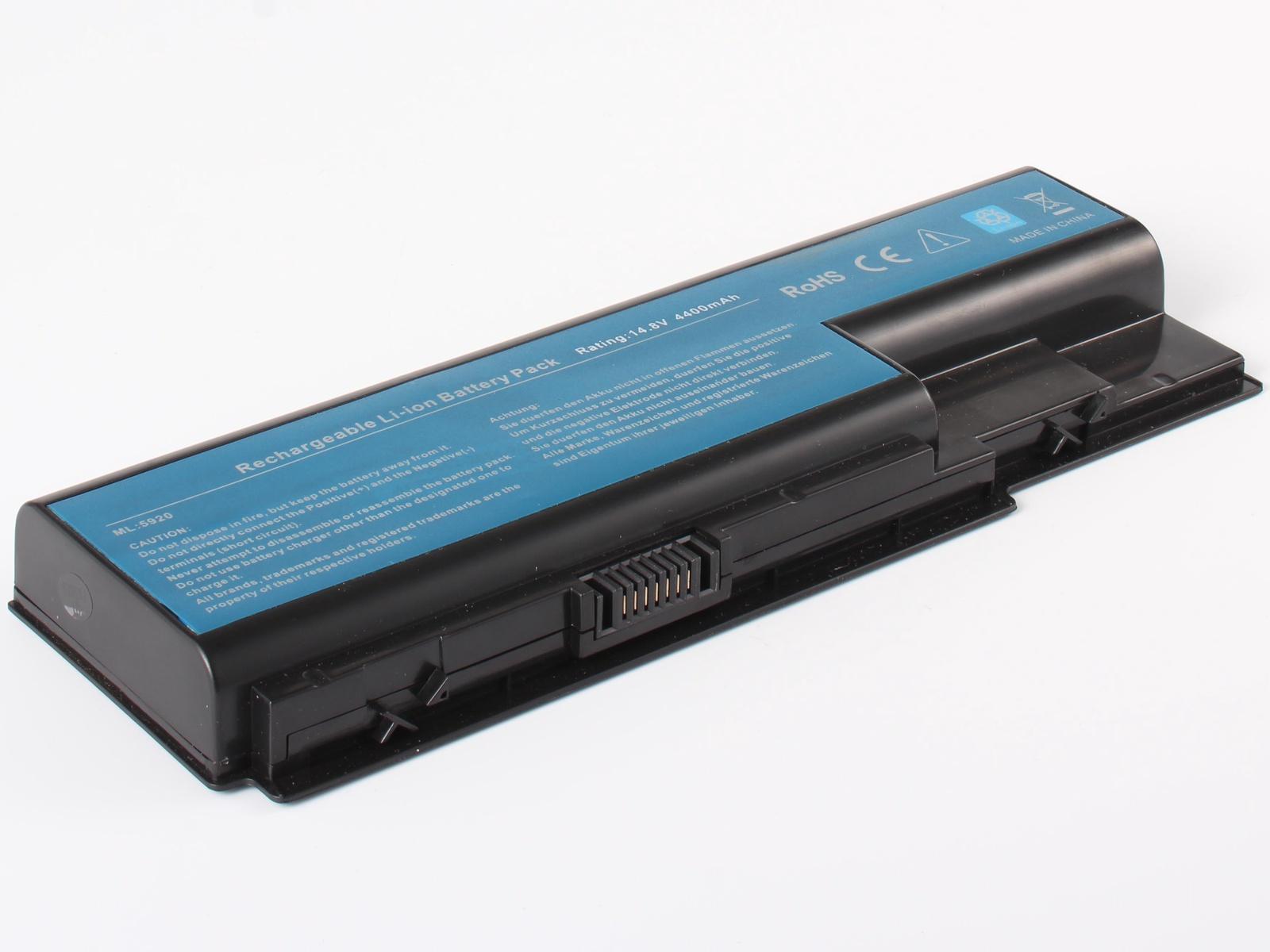Аккумулятор для ноутбука AnyBatt для Acer Aspire 7540G-304G32Mi, Extensa 7630Z, Aspire 5710Z, Aspire 5720G-302G16Mi, Aspire 5920G-1A1G16Mi, Aspire 7736ZG-444G32Mi, Aspire 5730ZG-323G25MI, Aspire 8730G, Aspire 5530-602G16Mi блок питания palmexx 19v 3 42a для aspire one timelinex 1830 ferrari one travelmate extensa series pa 005