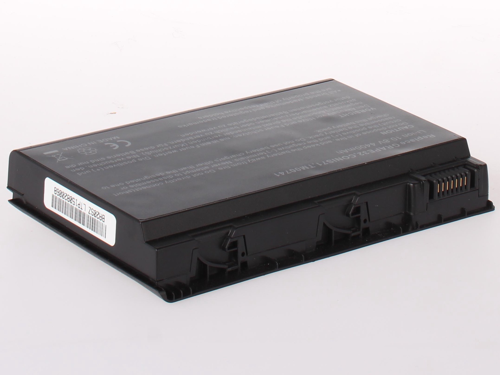 Аккумулятор для ноутбука AnyBatt для Acer Extensa 5610, TravelMate 5720G, Extensa 7620, Travelmate 6592, Extensa 5230E, Extensa 5230, Extensa 5200, TravelMate 5520, Extensa 5630Z, TravelMate 5730, TravelMate 5520G, Extensa 5510 цены