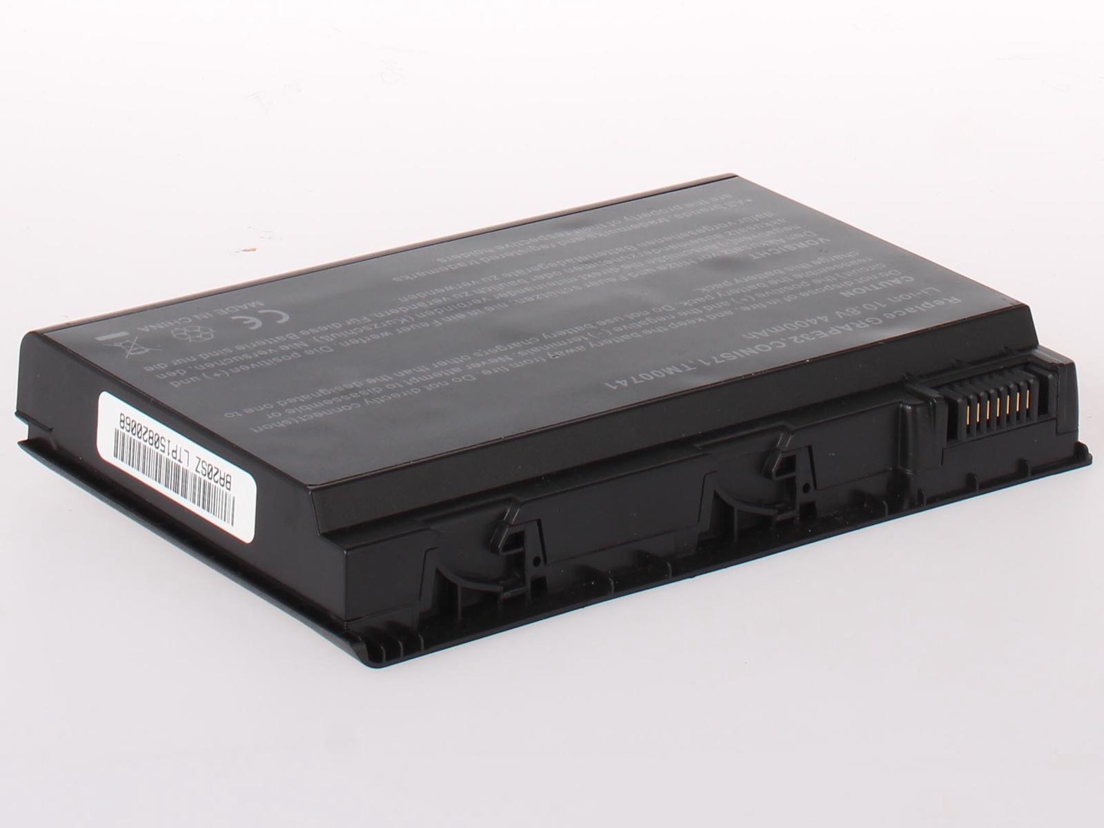 Аккумулятор для ноутбука AnyBatt для Acer Extensa 5620G-6A2G25Mi, Extensa 7120, Extensa 7420, Extensa 7520G, TravelMate 5320-051G12Mi, TravelMate 6465, Travelmate 7720G-832G32Mn, Extensa 5520G, Extensa 5620-2A2G25Mi цены